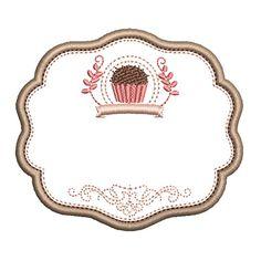 Logo Doce, Dessert Logo, Just Add Magic, Cupcake Logo, Baking Logo, Cake Logo Design, Nostalgic Art, Logo Cookies, Slogan Design