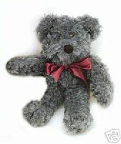 BLUEBEARY retired 1998 Boyds Bears in the Attic teddy bear
