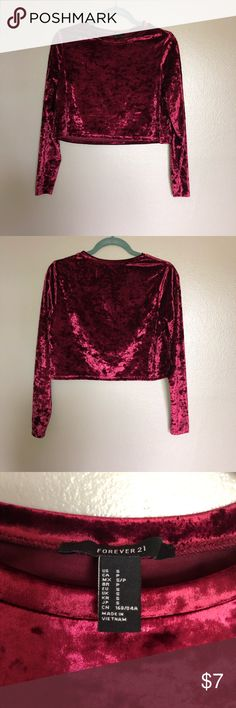 NWT Women's Medium Mauve Red Tee Blouse BOUTIQUE TOP