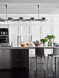 25 Best Grey Kitchen Ideas For A Subtly Cool Chic Space