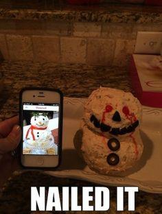Nailed it - www.meme-lol.com