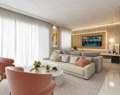Home Room Design, Home Design Decor, Home Interior Design, House Design, Home Decor, Romantic Room Decoration, Dream Rooms, House Rooms, Home Living Room