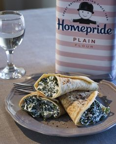 Are you feeling adventurous this pancake day? Why not try Fred's recipe for savoury Spinach & Ricotta pancakes?