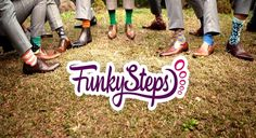 Stand out from the crowd with FUNKY STEPS: http://www.storebrandsvip.com/private-sales/119/offer/