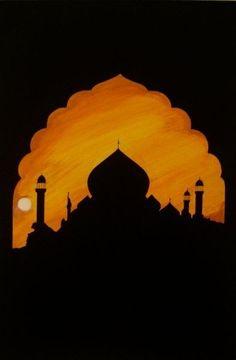 Dancing Drawings, Art Drawings, Poster Rangoli, Black Paper Drawing, India Painting, Islamic Posters, Islamic Paintings, Madhubani Painting, India Art