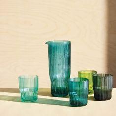 &k Carafe Riffle Green | Klevering