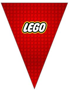Banner Lego Party Decorations, Lego Party Games, Lego Batman Party, Lego Themed Party, Lego Birthday Party, Lego Mecha, Lego Ninjago, Lego Banner, Lego For Kids