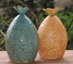 Seja bem-vindo! Estes são alguns dos trabalhos em cerâmica artística artesanal produzidas no ateliê!