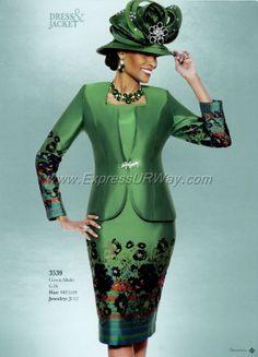Clearance Susanna 3539 Skirt Suit