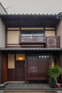 Architecture Concept Drawings, Architecture Building Design, Garden Architecture, Japanese Architecture, Japanese Home Design, Japanese Style House, Traditional Japanese House, Japan Interior, Japanese Buildings
