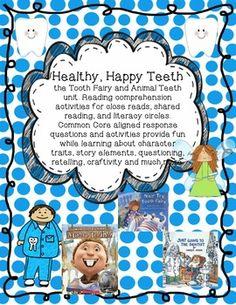 What if You Had Animal Teeth & Dental Health Non-Fiction U