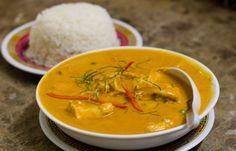 Panang Curry at Original Sab-E-Lee #Thai #Delicious (this look delicious!!)