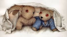Jane Hissey : Hoot, Lovely Stuffed Animals - Little Old Bear - Heartwarming illustrations of Teddy Bear 16 Children's Book Illustration, Book Illustrations, Nighty Night, Baby Crafts, Old Toys, Book Characters, Illustrators, Images, Cute