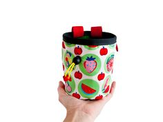 Chalk Bucket For Rock Climbing Chalk Bag www.nadamlada.com