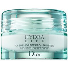 Hydra Life Pro-Youth Sorbet Creme - Dior | Sephora | @giftryapp