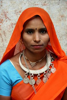 Bhils are a tribal people of Central India.