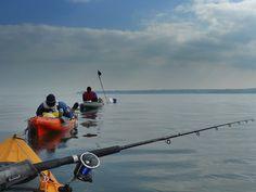 Home Made Kayak Trolley - B&Q Special - Whitby Sea Fishing Carp Fishing Rigs, Kayak Fishing Tips, Fishing Life, Sea Fishing, Fishing Knots, Kayak Anchor Trolley, Sea Angling, Ocean Kayak, Canoe Camping