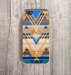 Perfedt Mens Gifts Ideas - FALL iPhone 5S Case Wood Print Fall iPhone5 case by casesbycsera, $27.99
