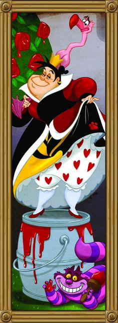 #QueenOfHearts #HauntedMansion #WaltDisneyWorld