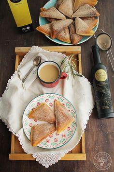Como hacer Bizcochos en sandwichera, Receta muy fácil explicada con fotografías paso a paso de estos deliciosos bizcochos, ideal para cocinar con niños. Sin Gluten, Pie Recipes, Sandwiches, Bakery, Sweet Treats, Food And Drink, Banana, Sweets, Cheese
