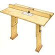 Free Plan and Video: Stow-and-Go Router Table - Fine Woodworking