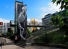 ROA (2016) - Paris 13 (France)