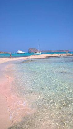 "Rhonda Cleminshaw - ""Balos Lagoon. Crete. Stayed at Grand Leoniki Residence near Rethmymno."""