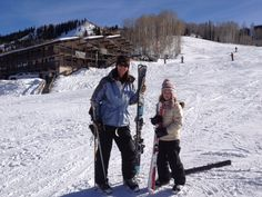 5 Things I Learned Taking My Child Skiing