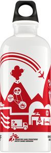 Sigg Limited Edition - Support Doctors without Borders by buying a Swiss Sigg bottle. Sigg Bottles, Uk Shop, Girly Things, Drink Sleeves, Water Bottle, Doctors, Fun Stuff, Career, Shopping