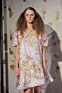 Cynthia Rowley S/S '13 - cute dress