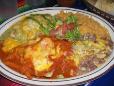NM food...red or green chile...need I say more?