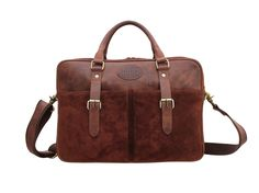 Brown- the raw monochrome hue of leather bags