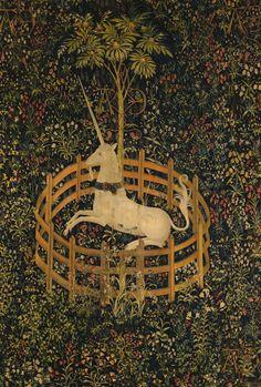 Unicorn Tapestries at the Cloisters – New York, New York . Discover Unicorn Tapestries at the Cloisters in New York, New York: Mysterious Google Art Project, Medieval Tapestry, Medieval Art, Renaissance Art, Medieval Times, Metropolitan Museum, Arte Peculiar, Unicorn Tapestries, The Last Unicorn