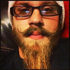Handlebar mustache Handlebar Mustache, Beard No Mustache, Sideburns, Moustaches, Hairy Men, Facial Hair, Man Stuff, Beards, Cupcake