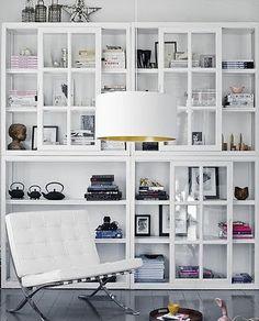 shelf, white