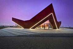 Vanke Triple V Gallery in Tianjin, China