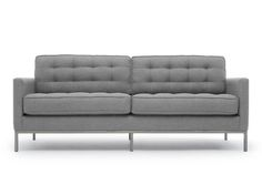 Sullivan Loveseat  @ Thrive Furniture  My new fave site...mid-century furniture store. LOVE!!