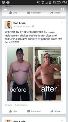 Down 29 lbs! CANNOT WAIT for MY Ketopia 10-Day Reset to arrive!