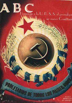España por la República : ABC, diario republicano de izquierdas…En 19 portadas, de momento