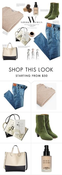 """""""Natural Woman"""" by tfashionspeaks ❤ liked on Polyvore featuring AG Adriano Goldschmied, MANGO, Chanel, Étoile Isabel Marant, Style & Co. and Bobbi Brown Cosmetics"""