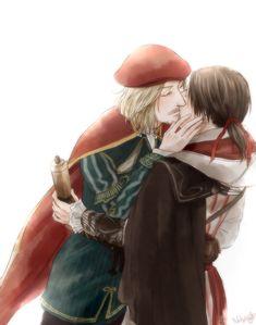 Leonardo/Ezio by Nakamon.deviantart.com on @deviantART