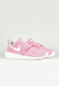 WMNS Nike Roshe-Pink Speckle