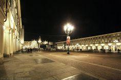 #TURIN : Piazza San Carlo