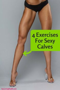 Calf muscles quite easy to tone up and you do not need fancy equipment. Let& take a look at a very simple, 7 minute calf toning workout! Calf Muscle Workout, Muscle Fitness, Fitness Tips, Toning Workouts, Easy Workouts, Dancer Leg Workouts, Killer Leg Workouts, Bodybuilding Motivation, Toned Legs Workout
