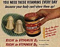 Vintage Vegemite ad. Vintage Humor, Vintage Ads, Vintage Posters, Vintage Food, Australian Vintage, Funny Ads, Marmite, Australia Day, Vintage Ephemera