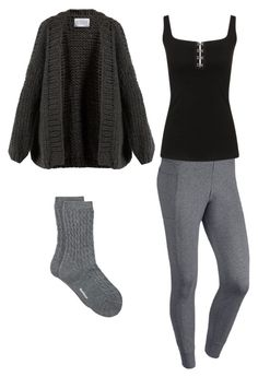 winter by sipe on Polyvore featuring I Love Mr. Mittens, NIKE and Barbour