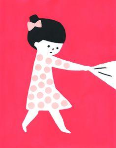 andreakang:    Illustration by Sato Kanae