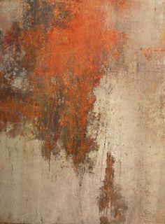 """American Artist Rebecca Crowell - """"Red Bog"""" - Ireland: Paintings from annual visits to the North Mayo coast."""