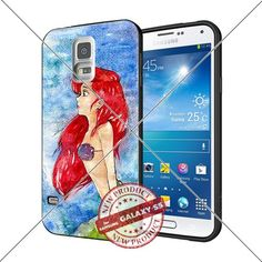 New Samsung Galaxy S5 Case Princess Ariel Art Cute Paint Picture Cool Cell Phone Case Shock-Absorbing TPU Cases Durable Bumper Cover Frame Black Lucky_case26 http://www.amazon.com/dp/B018KOREP6/ref=cm_sw_r_pi_dp_GYuAwb01K75N7