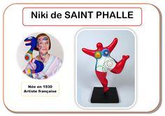 Niki de Saint Phalle - Portrait d'artiste